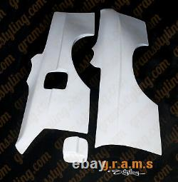 Origin Lab Style Rear Wide Quarters +50mm for Nissan S14 S14a 200SX Silvia v8