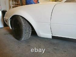 PHANTOM DESIGNS Mazda Mx5 Mk1 Na Wide Arch Overfenders FRONT AND REARS