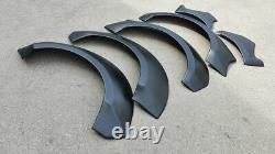 R20 Wide arch extension set / Fender extensions Liberty Style For VW Golf 6 MK6