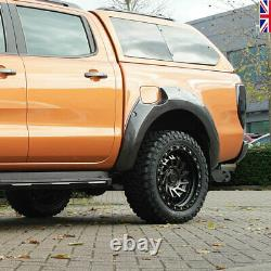 Ranger wide arch kit Wheel Arch Extensions FORD RANGER 2016-2018 HAWKE