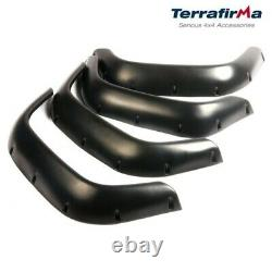 Terrafirma Land Rover Defender 90/110/130 Wide Wheel Arch Kit Set Of 4 Tf110