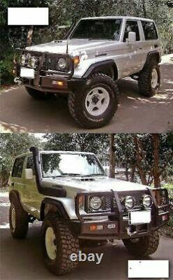 Toyota Land Cruiser 70 SERIES Extra 3 Wide Wheel Arch/ Fender Flares/ Guard
