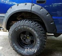 Toyota Land Cruiser 90/95 SERIES Extra Wide Wheel Arch/ Fender Flares/ Guard