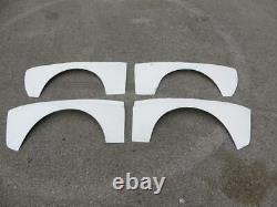 Universal Fender Flares Wheel Arch Wide Body Extension Drift Lancia Integrale