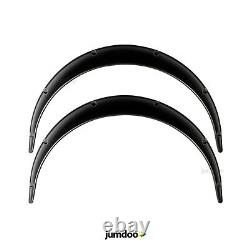 Universal JDM Fender flares over wide body wheel arches ABS 2.75 2pcs