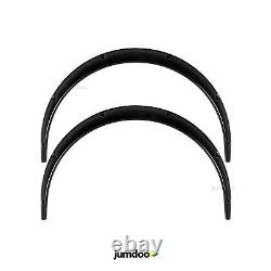 Universal JDM Fender flares over wide body wheel arches ABS 50mm 2pcs