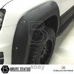 VW Amarok 2010-16 Wide Arch Kit Wide Body Wheel Arches Fender Flares