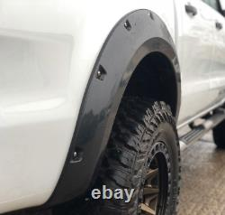 Wide Arch Kit Wheel Arch Extension for FORD RANGER UP TO 2015 MODELS HAWKE