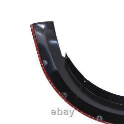 Wide Body Wheel Arch Fender Flare Set For Ford Ranger T7 MK1 MK2 2015-2019 new