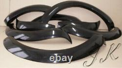 Wide Wheel Arches Extension for VW Touareg (2002 2006) Set of 4