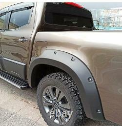 Wide Wheel Arches Fender Flares Set for Mercedes X Class XCLASS 2016-2020