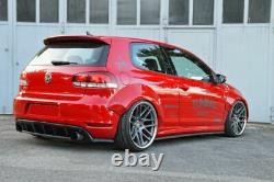 Wide arch extension set / Fender extensions Liberty Style For VW Golf 6 GTI GTD
