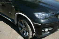Wide wheel Fender side flares set For BMW X6 E71 E72 2007-2014