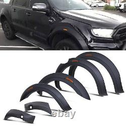 Wildtrak Look Front Rear Wheel Wide Arch Fender Flare Set For Ford Ranger T8