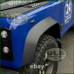 30mm Extra-wide Wheel Arch Kit Paire Front Land Rover Defender (da1979)