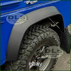 30mm Extra-wide Wheel Arch Kit Paire Rear Land Rover Defender (da1978)