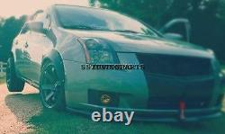 60mm Large Universal Fender Flares Wheel Arch Extension Arches Trims Jdm Set Rs