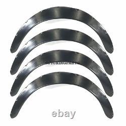 75mm Large Universal Fender Flares Wheel Arch Extension Arches Trims Jdm Set Jdr