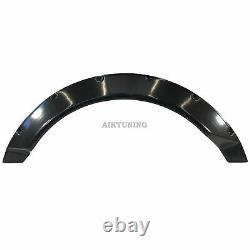 75mm Universal Wide Fender Fusées Passage De Roue Arches Extension Trims Jdm Set Rusn