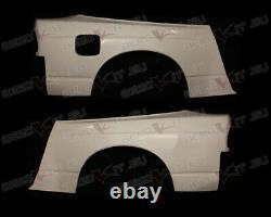 Aérokit D2 Wide Wear Wings Fender Quarters Pour Nissan S13 200sx Bodykit Dérive