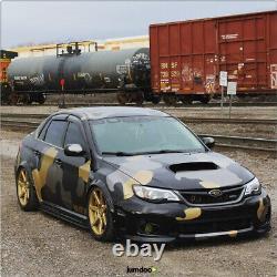 Ailes Pour Subaru Impreza Roue Large Kit De Corps De Jdm Arch Gv Bsg 2.0 4pcs