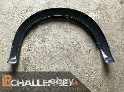 Arches De Roue Large Pour S'adapter Nissan Navara D40 2006-2010 Arche Rallonges Pas De Boulons