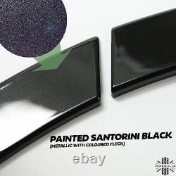 Bâton D'arc De Roue De Style Svr Noir Peint Pour Rangerover Sport L494 Large Extension