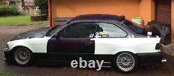Bmw 3 E36 Fender Fender Flares + 4,5 CM / Roue Arches Overfenders Large