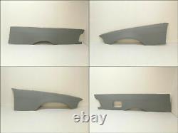 Bmw E36 Satz Kotflügel + 4,5 CM Roue Arches Overfenders Large