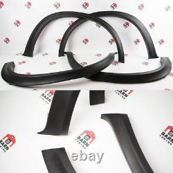 Bmw X5 E70 Fusées Fender Étendu Arc De Roue Large Set 4 Pièces