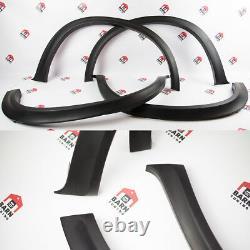 Bmw X5 E70 Fusées Fender Étendu Arc De Roue Large Set 4 Psc