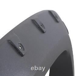 Bolt On Wide Body Front Rear Wheel Arch Fender Flare Kit Pour Vw Amarok 10