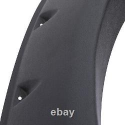 Bolt Sur La Grande Roue Du Corps Arch Fender Flare Kit Pour Toyota Hilux Vigo 12-14