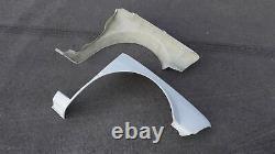 Citroen Ax Maxi F2000 Full Wide Body Kit Fender Flares Extensions D'arches De Roue