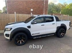 Convient Ford Ranger T7 Raptor Style Wide Wheel Arch Kit Uk Stock