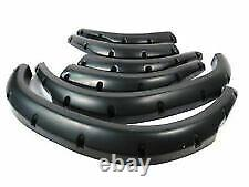 Discovery 2 Wide Wheel Arch Kit Recovery Brand
