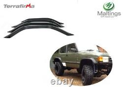 Discovery Wide Arch Kit Discovery Extended Wheel Arches 2 Terrafirma Tf113 3dr