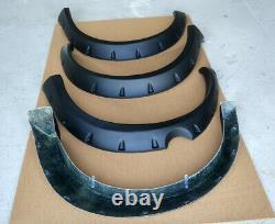 Escarpins À Ailes Larges Arcs De Roue Pour Mitsubishi L200 2005-2010 4-door