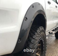 Extension De L'arc De Roue De Kit Large Pour Ranger Ford Jusqu'à 2015 Modèles Hawke