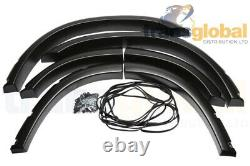 Extra Wide Wheel Arch Kit Pour Range Rover P38 94-98 Bearmach Ba 3723