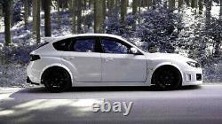 Fender Flares Pour Subaru Impreza Large Kit De Carrosserie Jdm Roue Arc Gv Grb 2.04pcs Kl
