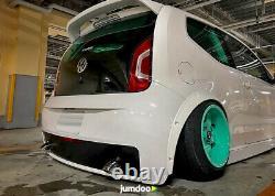 Fender Flares Pour Volkswagen Up Jdm Large Body Kit Arc De Roue Vw Up! 50mm 4pcs
