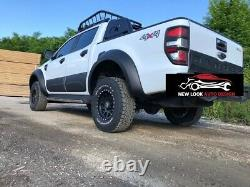 Fender Flares S'adapte À Toyota Hilux 2015+ Wide Wheel Arch Extensions