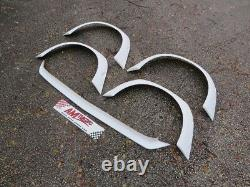 Ford Fiesta Mk1 Mk2 Rs Front Spoiler Wide Fender Flares Wheel Arches Kit Group 2