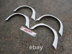 Ford Fiesta Mk1 Mk2 Rs Large Fender Flares Wheel Arches Groupe 2 Xr2 X Paquet