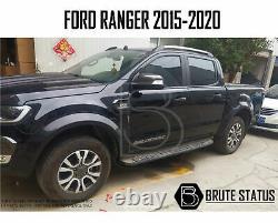 Ford Ranger 2015-2020 Large Body Wheel Arches Fender Flares T7 T8 Style Raptor