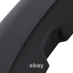 Front Arrière Large Body Wheel Arch Fender Flare Kit Pour Nissan Navara D40 08-12