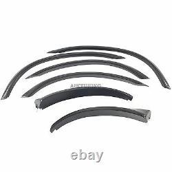 Fusées Fender Extended Passage De Roue Arches Extension Trims Set (fits Bmw E53)