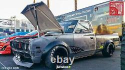 Fusées Fender Pour Datsun 620 Passage De Roue Corps Large Camion Jdm Abs 3.5 90mm 4pcs