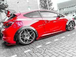 Fusées Fender Pour Opel Astra J Concave Larges Passages De Roue De Corps Vauxhall 70mm 4pcs